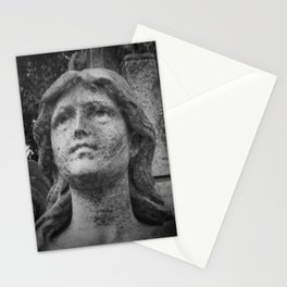 Cemetery Sculpture Stationery Cards