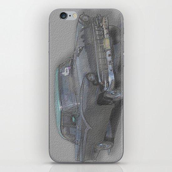 amcar 1 iPhone & iPod Skin