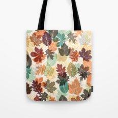 Autumn Leaves 2 Tote Bag