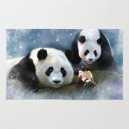 Pandas Rug