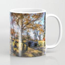Sleepy Hollow Cemetery New York Coffee Mug