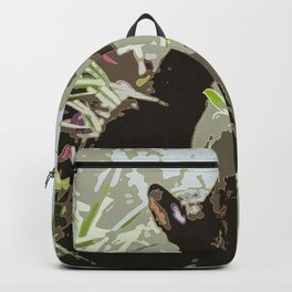 Couple of cats Backpack