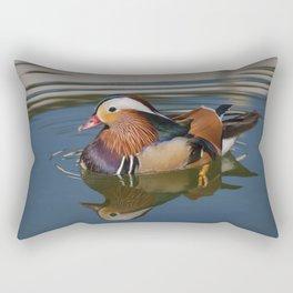 Self-reflection Rectangular Pillow