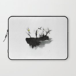 Abstract work, watercolor, nature Laptop Sleeve