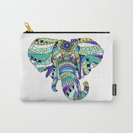 Éléphant royal Carry-All Pouch