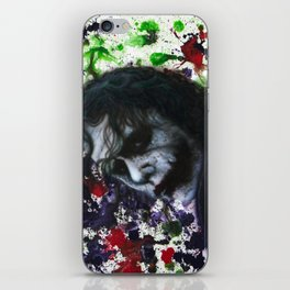 Colour Chaos iPhone Skin