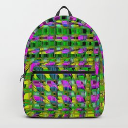 Extruded Backpack