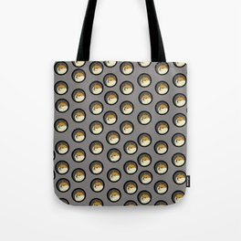 DOGECOING (grey) Tote Bag