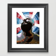 BFM Framed Art Print