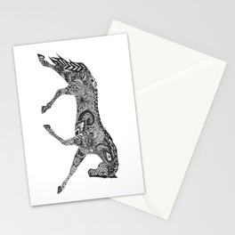 Paisley Pace Stationery Cards
