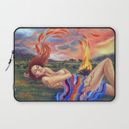The Birth of Phoenix Laptop Sleeve