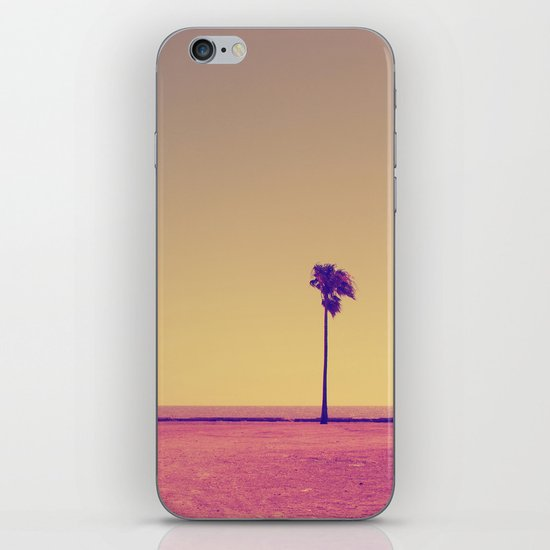 Four Palms In Paradise iPhone & iPod Skin