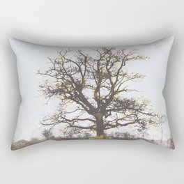 The alchemy of the tree Rectangular Pillow