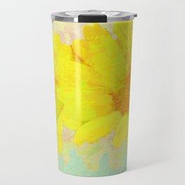 sun flower Travel Mug