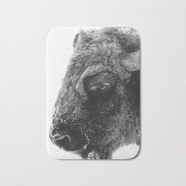 Buffalo, Bison Bath Mat