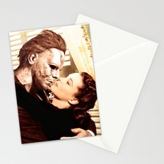 Michael Myers as Clark Gable Stationery Cards
