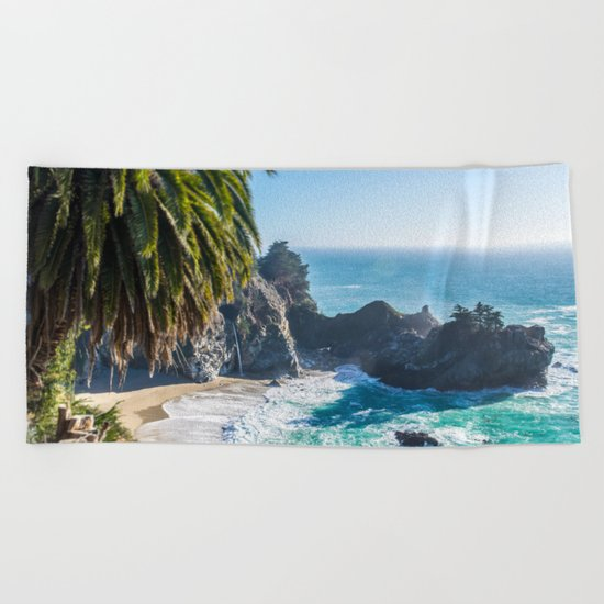 Make Way Beach Towel