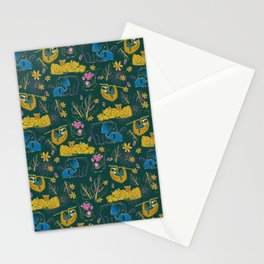 Jungle Babies Stationery Cards