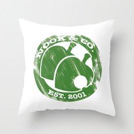 Nook & Co. Throw Pillow