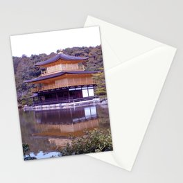 Kinkakuji 2 Stationery Cards