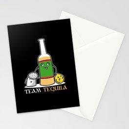 Team Tequila Group Lemon Salt Stationery Cards