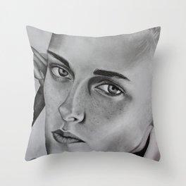 Bella Stewart Throw Pillow