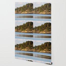 Tree Side Wallpaper