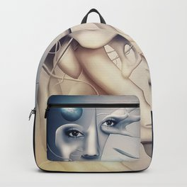 Abstracted Backpack