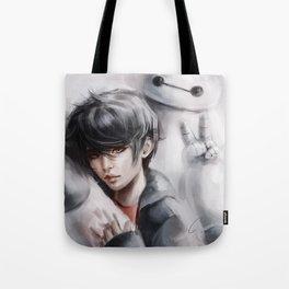 BH6 Tote Bag