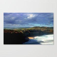 Australian Headlands Canvas Print