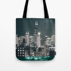 Chicago | Project L0̷SS   Tote Bag