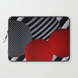 shining geometry Laptop Sleeve