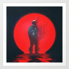 The Dispersion Effect Art Print