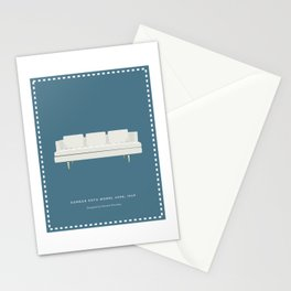Mid-Century Sofa Stationery Cards