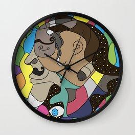 kobzar Wall Clock