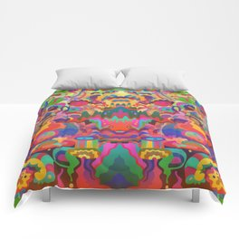Second Vision Comforters