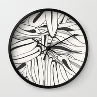 60s Wall Clocks featuring 60s by Dreamy Me