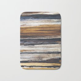 Scars on Cedar Bath Mat