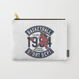 Basketball_5 Carry-All Pouch