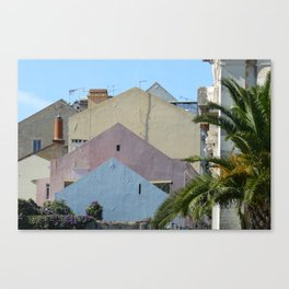 Play of colours Canvas Print