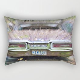 Thunderbird Lanes Rectangular Pillow