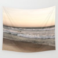 surfer Wall Tapestries featuring surfer by Photo list
