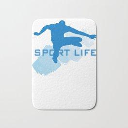 Sport-life #1 Bath Mat
