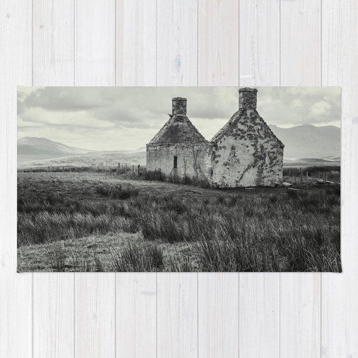 The Abandoned House II Rug