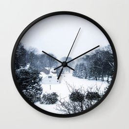 Foreside Wall Clock