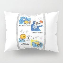 Got a BIG task? Pillow Sham