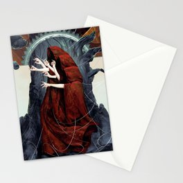 FATED : The Silent Oath - Norns  Stationery Cards