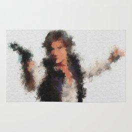 Han Solo Rug