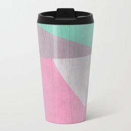 abstract pastel no. 13 Travel Mug