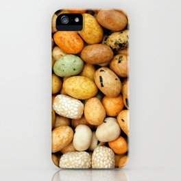 Seaweed peanuts iPhone Case